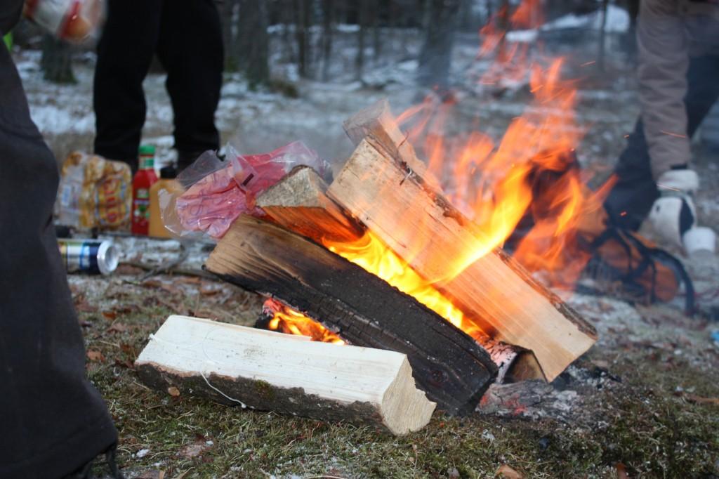 Härlig vinterdag någon gång i 2011