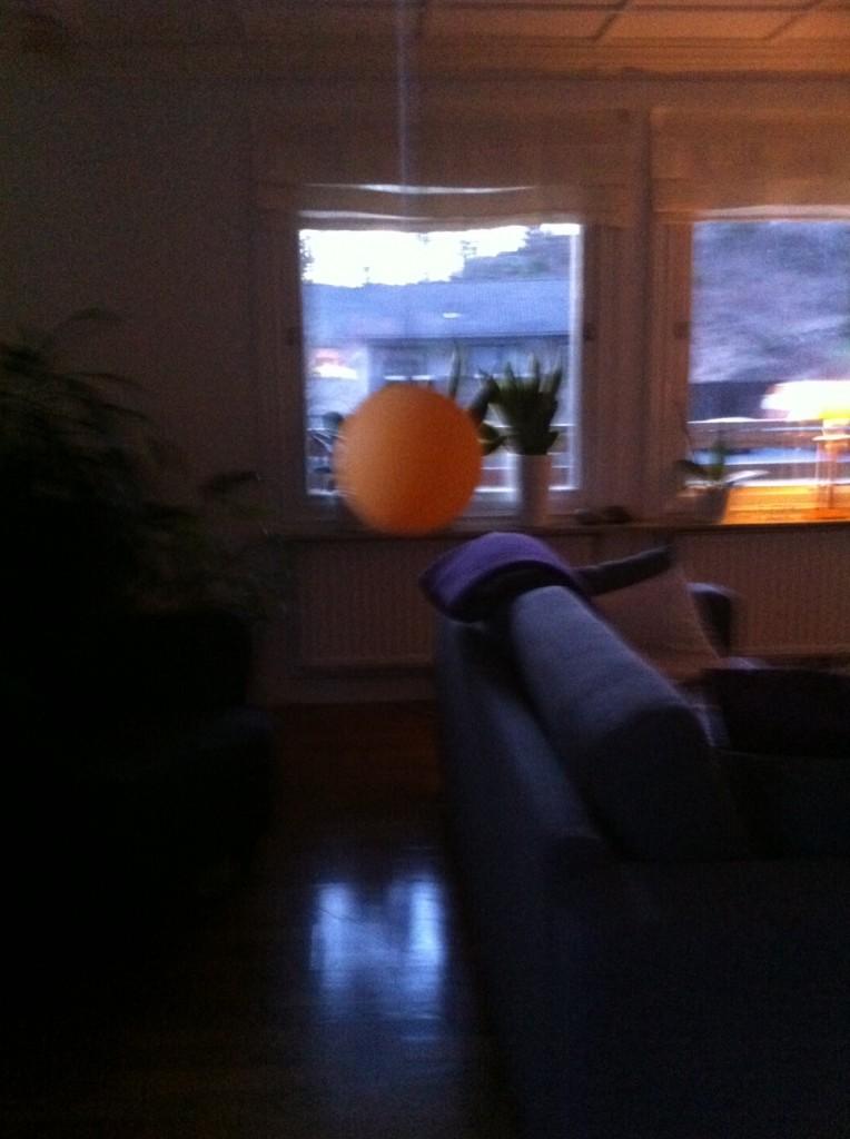 Bollen i taket-