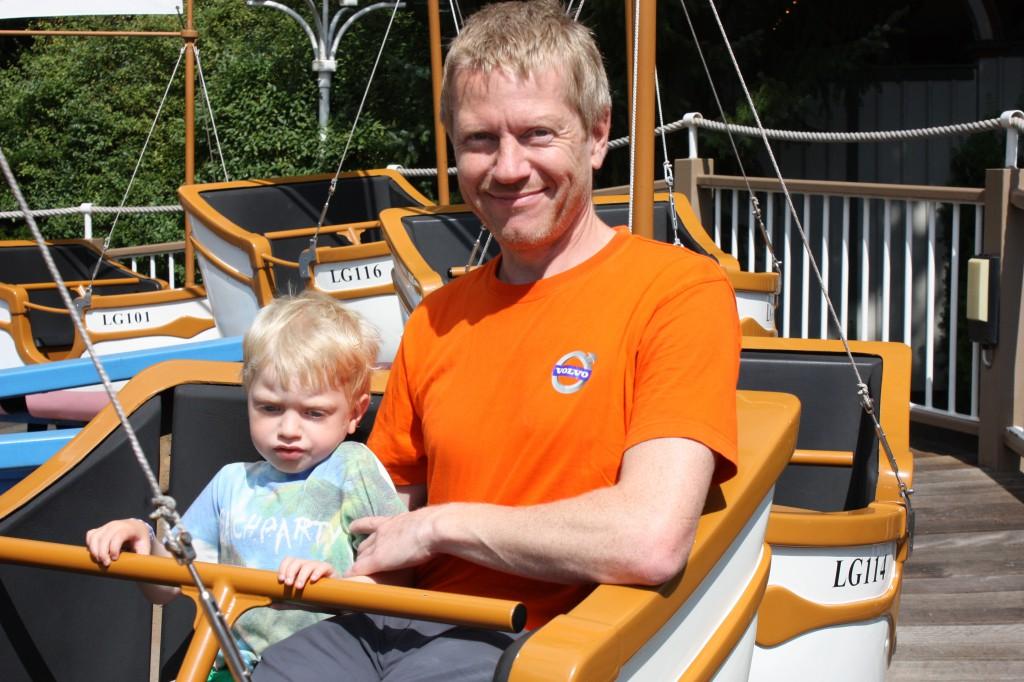 Anders och Einar