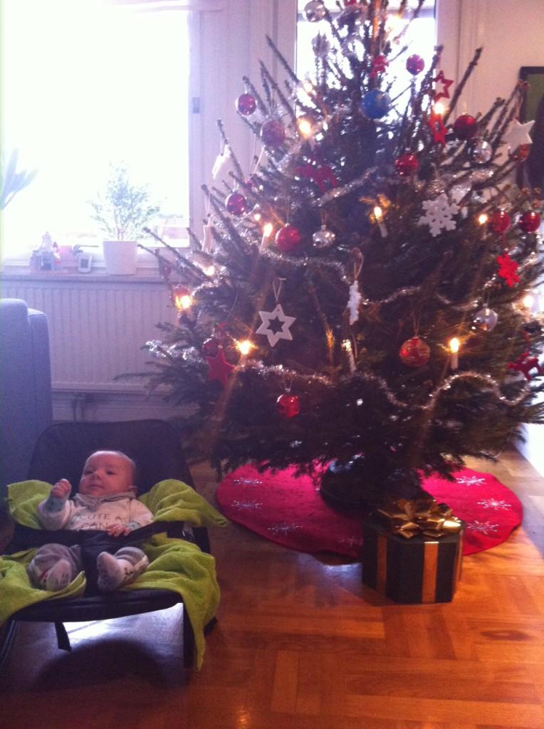 Julen hos familjen Grimm... :-)