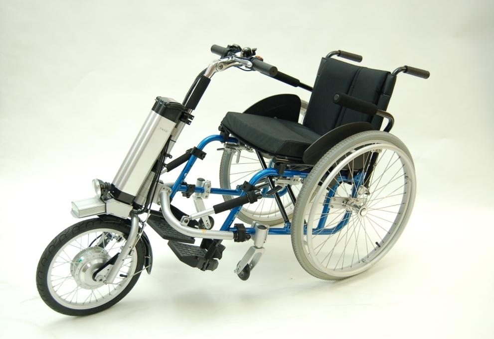 rullstolcyckel
