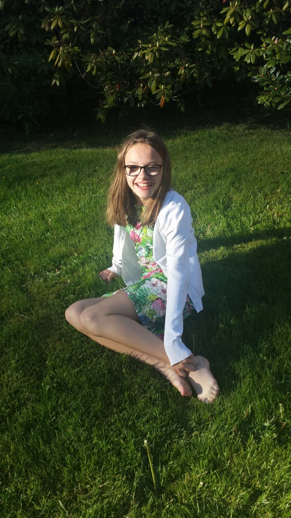 Sommar outfiten i solen