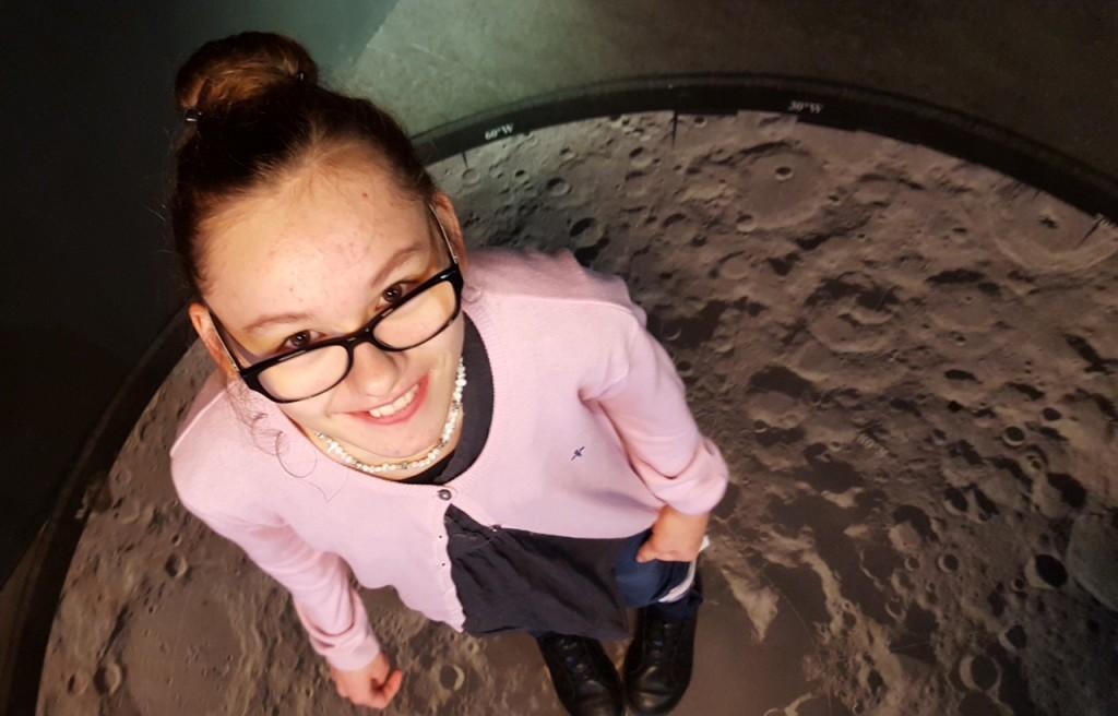 Jag på månen!