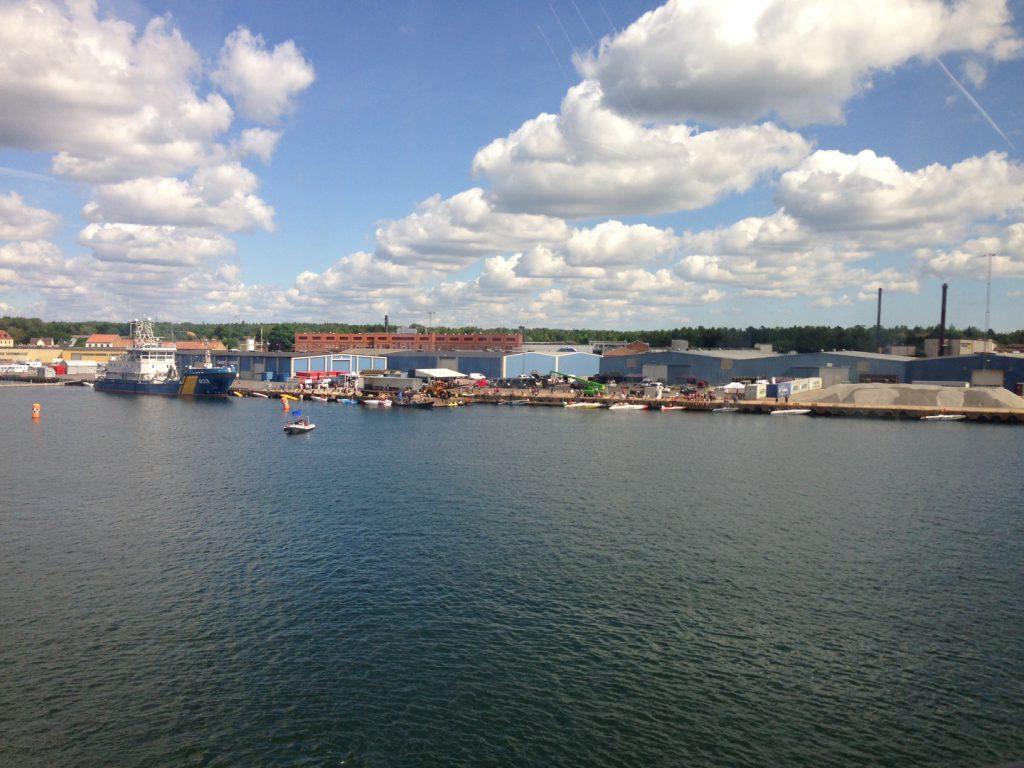 Nu åker vi till Gotland! :)
