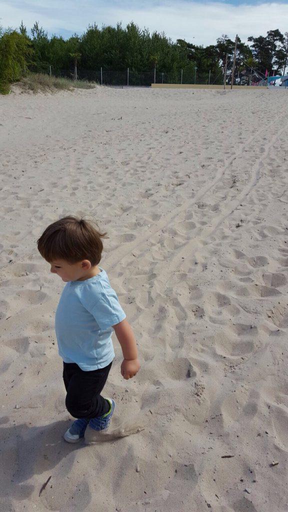 Vilken sand!!!