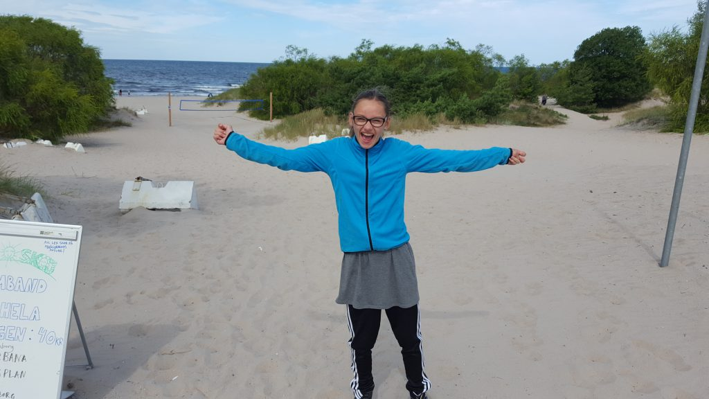 Havet!